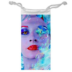 Swimming Into The Blue Jewelry Bags by icarusismartdesigns