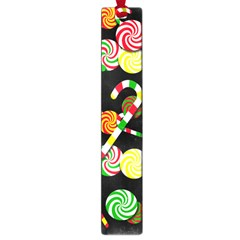 Xmas Candies  Large Book Marks by Valentinaart