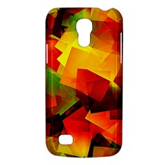 Indian Summer Cubes Galaxy S4 Mini by designworld65