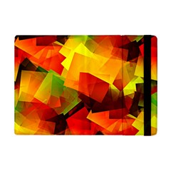Indian Summer Cubes Ipad Mini 2 Flip Cases by designworld65