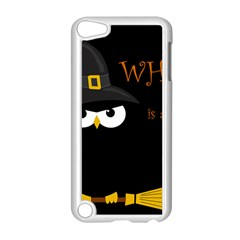 Who Is A Witch? Apple Ipod Touch 5 Case (white) by Valentinaart