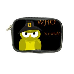 Who Is A Witch?   Yellow Coin Purse by Valentinaart