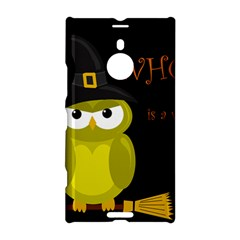 Who is a witch? - yellow Nokia Lumia 1520 by Valentinaart
