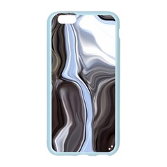 Metallic and Chrome Apple Seamless iPhone 6/6S Case (Color)