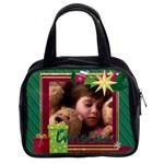 xmas - Classic Handbag (Two Sides)