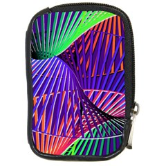 Colorful Rainbow Helix Compact Camera Cases by designworld65
