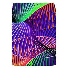 Colorful Rainbow Helix Flap Covers (s)  by designworld65
