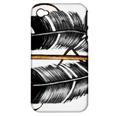 Order Of The Arrow Apple Iphone 4/4s Hardshell Case (pc+silicone) by EverIris
