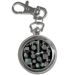 Come down - green Key Chain Watches