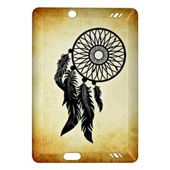Dream Catcher Amazon Kindle Fire Hd (2013) Hardshell Case by AnjaniArt