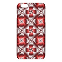 Floral Optical Illusion iPhone 6 Plus/6S Plus TPU Case by AnjaniArt