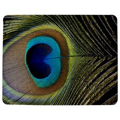 Single Peacock Jigsaw Puzzle Photo Stand (Rectangular) by AnjaniArt