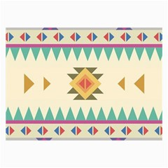 Your First Aztec Pattern Collage Prints by AnjaniArt