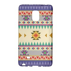 Your First Aztec Pattern Galaxy Note Edge by AnjaniArt