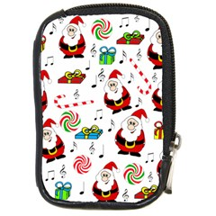 Xmas Song Compact Camera Cases by Valentinaart