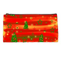 Christmas Magic Pencil Cases by Valentinaart