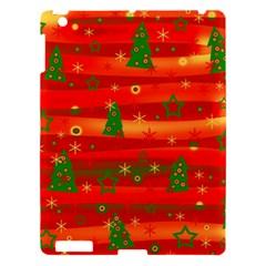 Christmas Magic Apple Ipad 3/4 Hardshell Case by Valentinaart