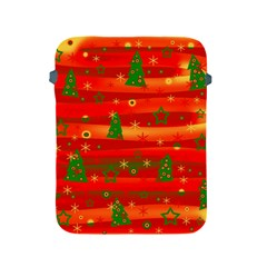 Christmas Magic Apple Ipad 2/3/4 Protective Soft Cases by Valentinaart