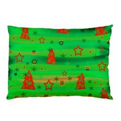 Xmas magical design Pillow Case