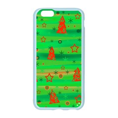 Xmas magical design Apple Seamless iPhone 6/6S Case (Color)