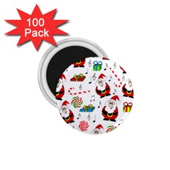 Xmas Song 1 75  Magnets (100 Pack)  by Valentinaart