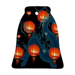 Lampion Bell Ornament (2 Sides) by Zeze