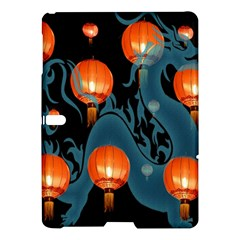 Lampion Samsung Galaxy Tab S (10.5 ) Hardshell Case  by Zeze