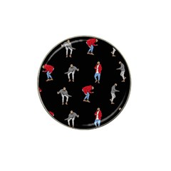 Drake Ugly Holiday Christmas Hat Clip Ball Marker (10 Pack) by Onesevenart