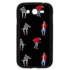 Drake Ugly Holiday Christmas Samsung Galaxy Grand Duos I9082 Case (black) by Onesevenart