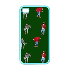 Drake Ugly Holiday Christmas 2 Apple Iphone 4 Case (color) by Onesevenart