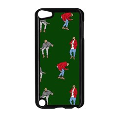 Drake Ugly Holiday Christmas 2 Apple Ipod Touch 5 Case (black) by Onesevenart