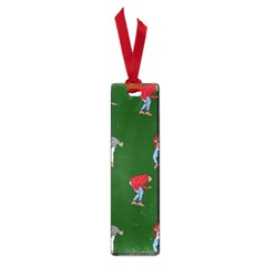 Drake Ugly Holiday Christmas 2 Small Book Marks by Onesevenart