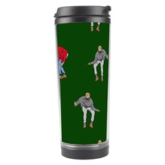 Drake Ugly Holiday Christmas 2 Travel Tumbler by Onesevenart