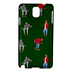 Drake Ugly Holiday Christmas 2 Samsung Galaxy Note 3 N9005 Hardshell Case by Onesevenart