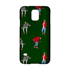 Drake Ugly Holiday Christmas 2 Samsung Galaxy S5 Hardshell Case  by Onesevenart