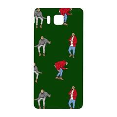Drake Ugly Holiday Christmas 2 Samsung Galaxy Alpha Hardshell Back Case by Onesevenart