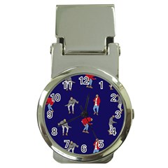 Drake Ugly Holiday Christmas Money Clip Watches by Onesevenart