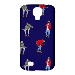 Drake Ugly Holiday Christmas Samsung Galaxy S4 Classic Hardshell Case (pc+silicone) by Onesevenart