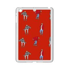 Drake Ugly Holiday Christmas   Ipad Mini 2 Enamel Coated Cases by Onesevenart