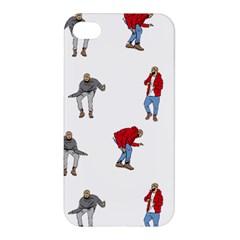 Drake Ugly Holiday Christmas Apple Iphone 4/4s Premium Hardshell Case by Onesevenart