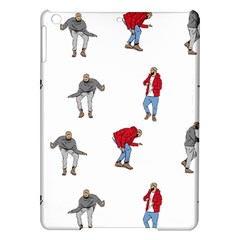 Drake Ugly Holiday Christmas Ipad Air Hardshell Cases by Onesevenart