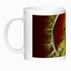 Flash Flashy Logo Night Luminous Mugs by Onesevenart