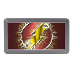Flash Flashy Logo Memory Card Reader (mini) by Onesevenart