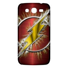 Flash Flashy Logo Samsung Galaxy Mega 5 8 I9152 Hardshell Case  by Onesevenart