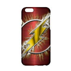 Flash Flashy Logo Apple Iphone 6/6s Hardshell Case by Onesevenart