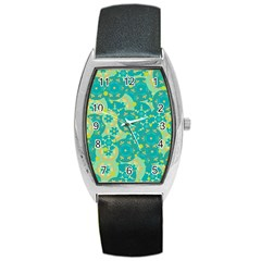 Cyan Design Barrel Style Metal Watch by Valentinaart