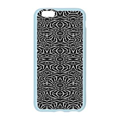 Black and White Tribal Pattern Apple Seamless iPhone 6/6S Case (Color) by dflcprints