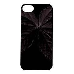 Pink Xray Flower Apple Iphone 5s/ Se Hardshell Case by AnjieMakes