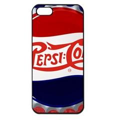 Pepsi Cola Apple Iphone 5 Seamless Case (black) by Onesevenart