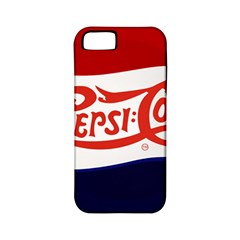 Pepsi Cola Apple Iphone 5 Classic Hardshell Case (pc+silicone) by Onesevenart